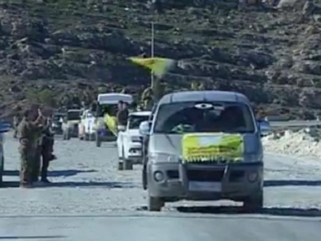Người Kurd rút quân, nhường trận địa cho quân đội Syria
