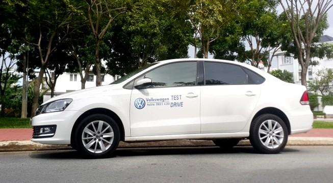 Volkswagen Polo: chiếc sedan tinh tế, mạnh mẽ kiểu Đức