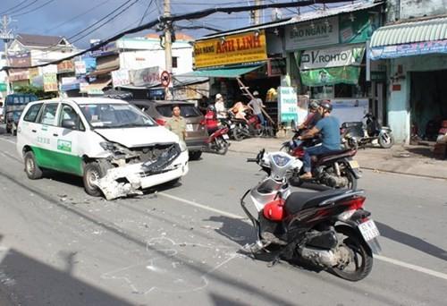 Những tai nạn 'khó đỡ' và lãng xẹt của bợm nhậu