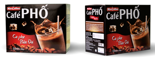 MacCoffee Cà phê Phố: Đạt gần 8% thị phần cà phê hòa tan Việt Nam