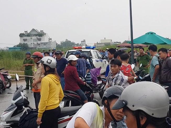Sinh viên ĐH Giao thông TP.HCM chạy GrabBike bị cướp sát hại