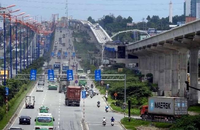 Metro 'vươn tay' giúp bất động sản vùng ven hưởng lợi