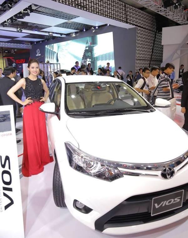 3 đại gia 'độc chiếm' top 10 mẫu ô tô bán chạy nhất