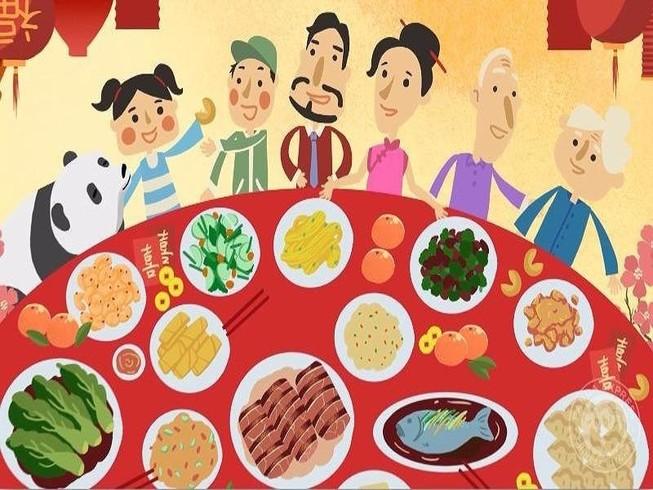 Ăn Tết ra sao để cùng khỏe, cùng vui?