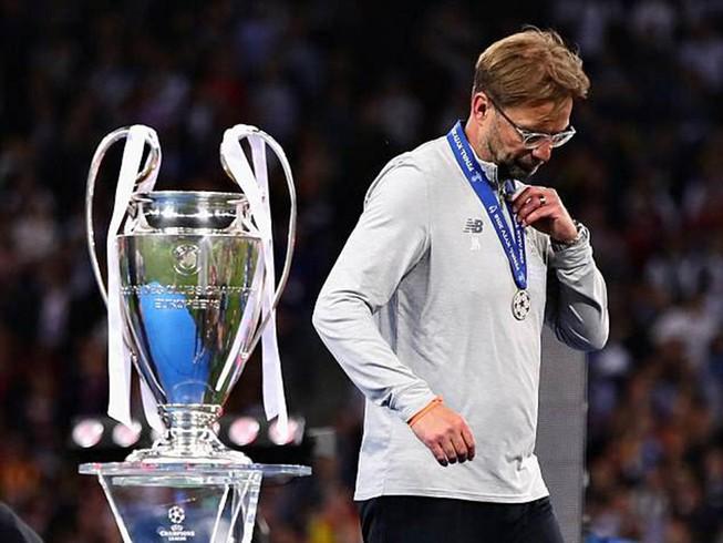 Thua chung kết Champions League, HLV Klopp lập kỷ lục buồn