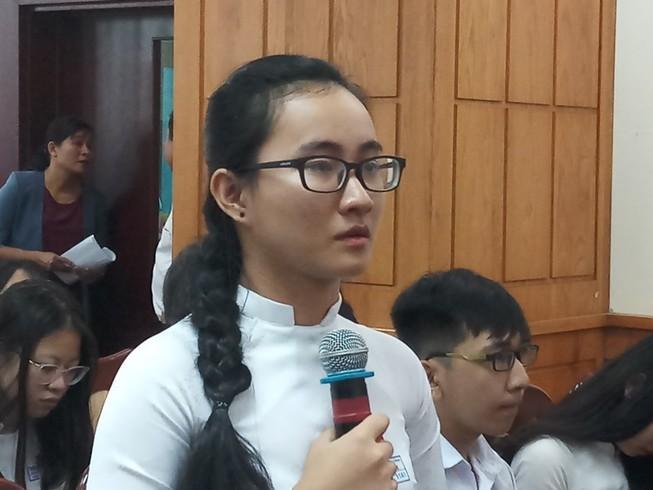 Trường mới đã đồng ý tiếp nhận em Phạm Song Toàn