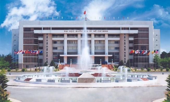 ĐH Quốc gia TP.HCM và ĐH Quốc gia Hà Nội vào top 1000 thế giới