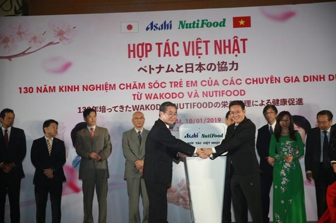 Tập đoàn hàng đầu Nhật nhảy vào thị trường sữa Việt Nam