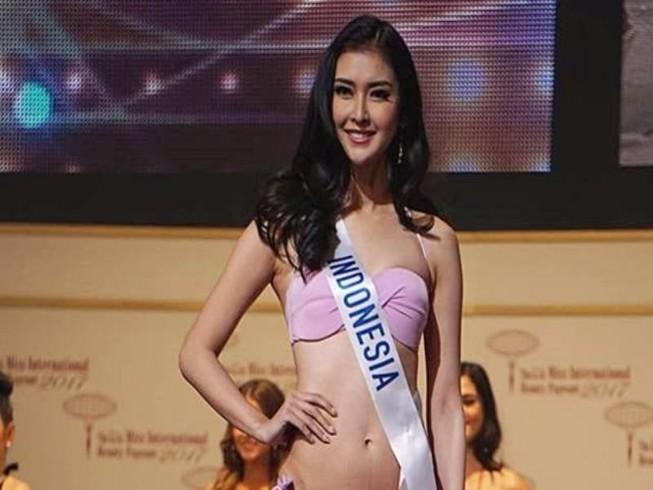 Vẻ đẹp của tân Hoa hậu Quốc tế 2017