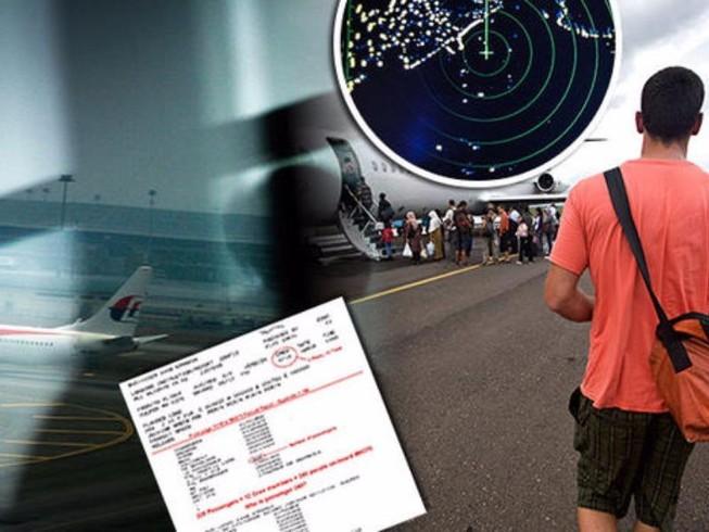 Giả thuyết hành khách bí ẩn trên chuyến bay MH370