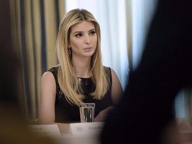 Con gái ông Trump sẽ có văn phòng riêng tại Nhà Trắng