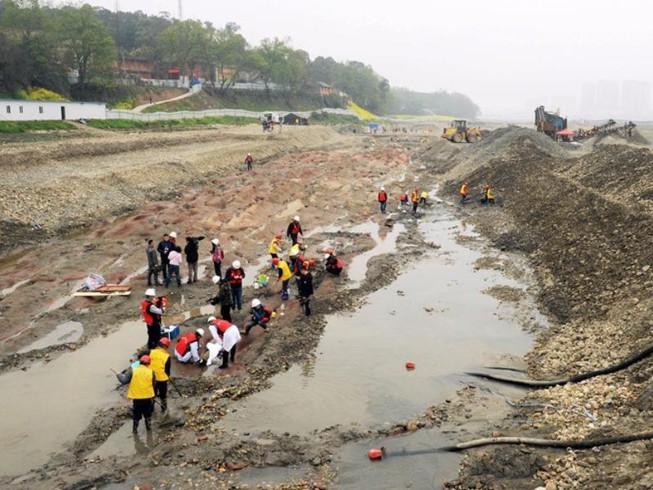Tìm thấy kho báu nơi 1.000 con thuyền chở tiền bị chìm