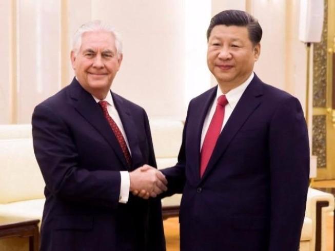 Ngoại trưởng Mỹ bỏ họp NATO để tiếp ông Tập Cận Bình