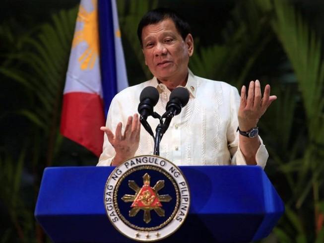 Ông Duterte tin TQ không xây dựng ở Scarborough