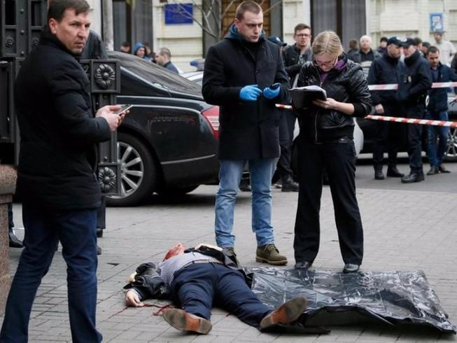 Cựu nghị sĩ Nga bị bắn chết ở Ukraine