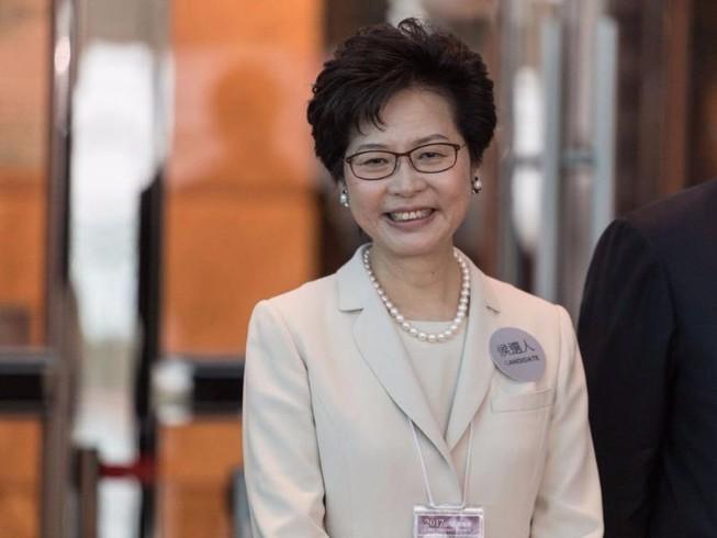 Hong Kong có nữ lãnh đạo đầu tiên