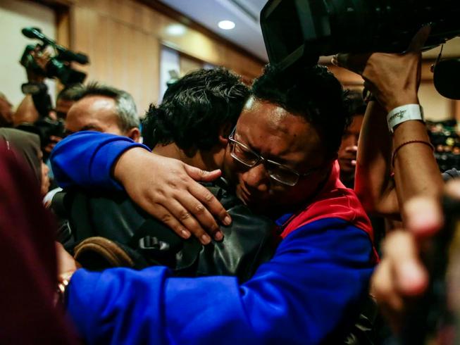 9 người Malaysia bị kẹt vì vụ Kim Jong-nam đã về nước