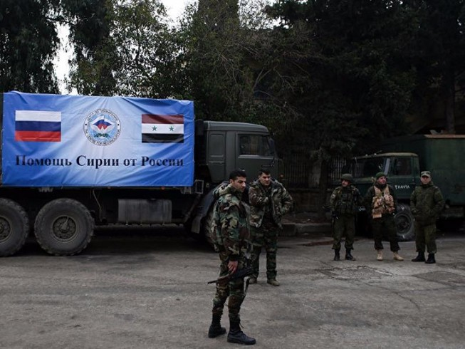Cố vấn quân sự Nga thiệt mạng tại Syria