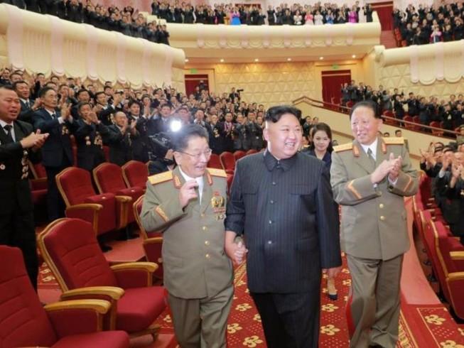 Triều Tiên tuyên bố tăng tốc phát triển vũ khí hạt nhân