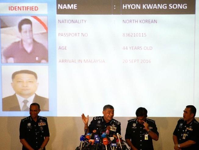 Lộ clip nghi phạm họp mặt trước nghi án Kim Jong-nam