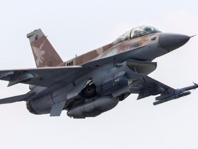 Syria tuyên bố bắn máy bay Israel 'vi phạm không phận'
