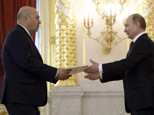 Nga triệu tập đại sứ Israel vụ không kích ở Syria