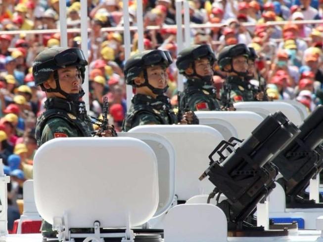 Trung Quốc sẽ giải thể 5 tập đoàn quân