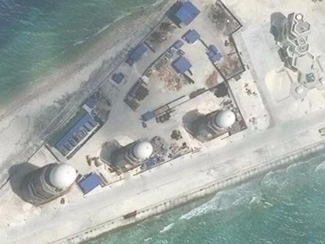 Trung Quốc nói ngang có quyền đưa vũ khí tới biển Đông