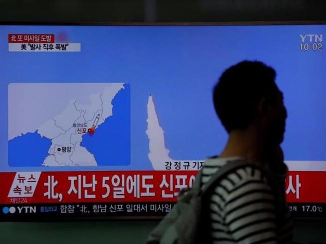 'Vụ phóng tên lửa của Triều Tiên đe dọa cả thế giới'