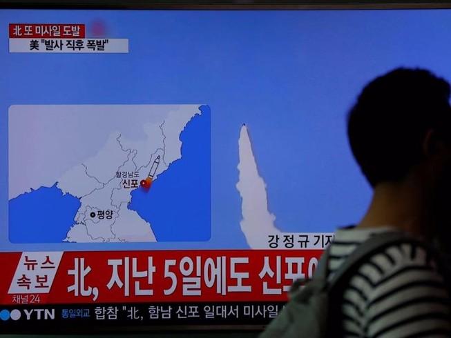 '8 ngày tới Triều Tiên thử hạt nhân lớn chưa từng có'