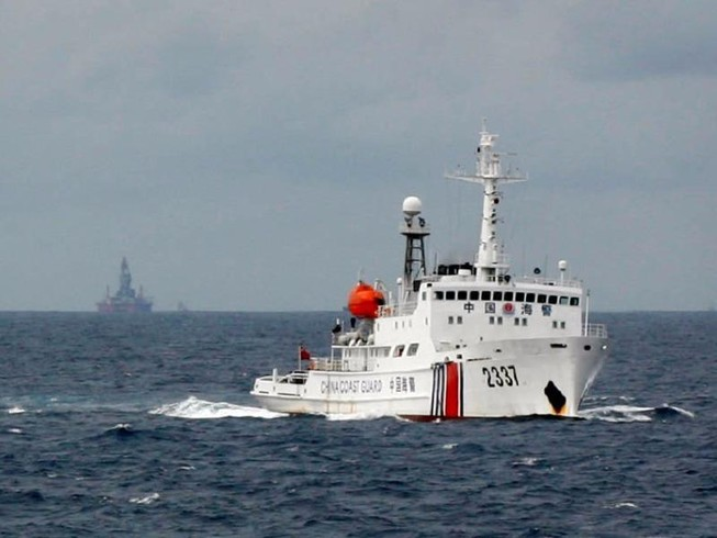 Ngư dân Philippines tố hải cảnh TQ nổ súng ở biển Đông
