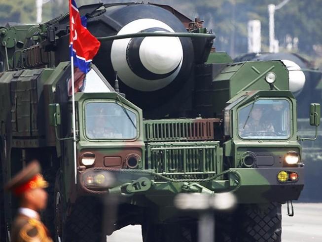 Triều Tiên dọa tấn công biến Mỹ thành đống tro tàn