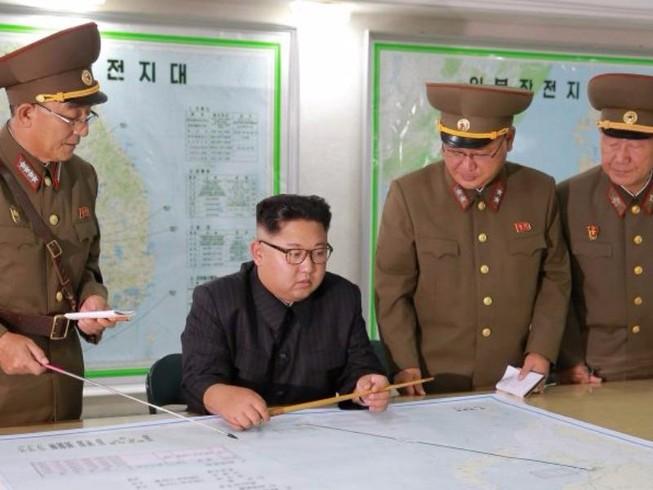 Triều Tiên bị nghi bí mật hợp tác chế vũ khí với Syria