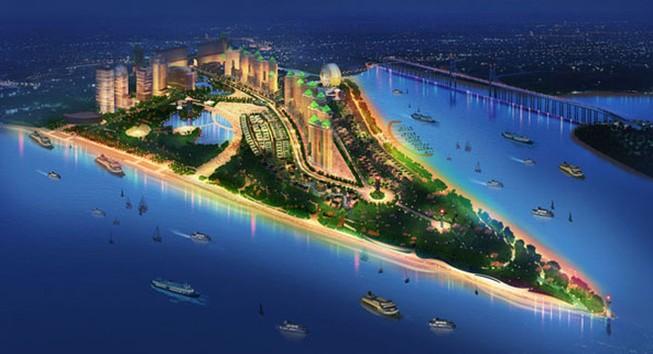 Vạn Thịnh Phát đầu tư xây dựng siêu dự án 6 tỷ USD tại khu Nam TPHCM