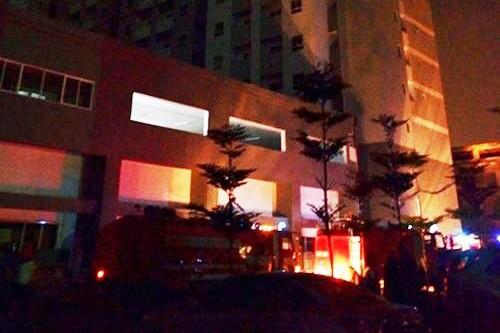 HQC Plaza: Chưa nghiệm thu PCCC vẫn đưa dân vào ở