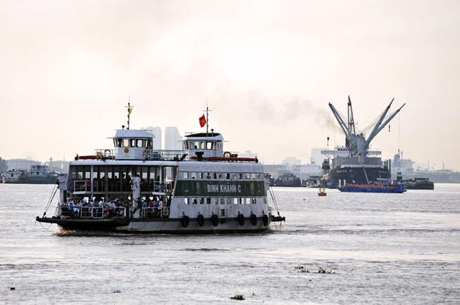 TP.HCM muốn xây cầu Cát Lái và Bình Khánh
