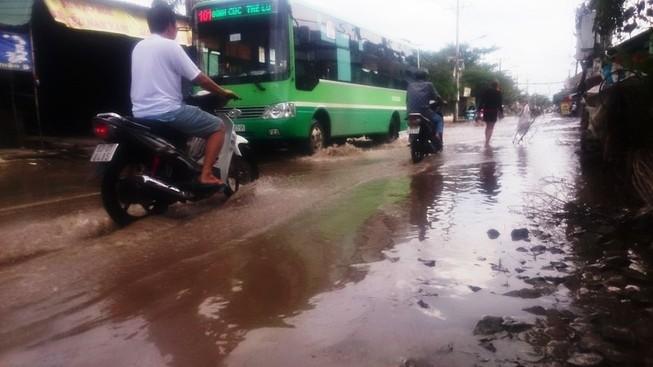 Quận Bình Tân được đầu tư hàng loạt hạ tầng