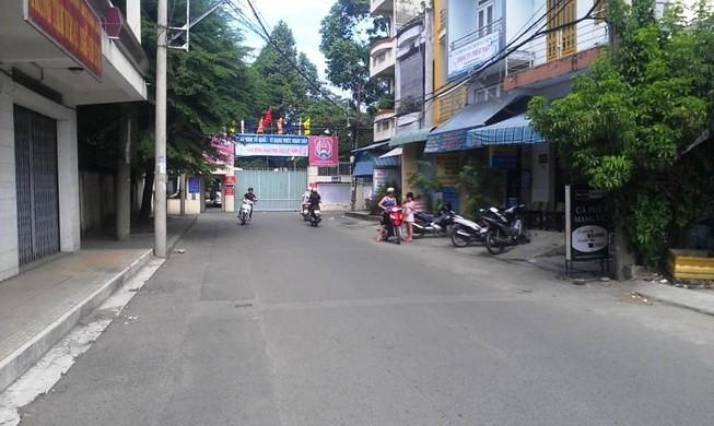 Điều chỉnh quy hoạch KDC phía Đông đường Kha Vạn Cân