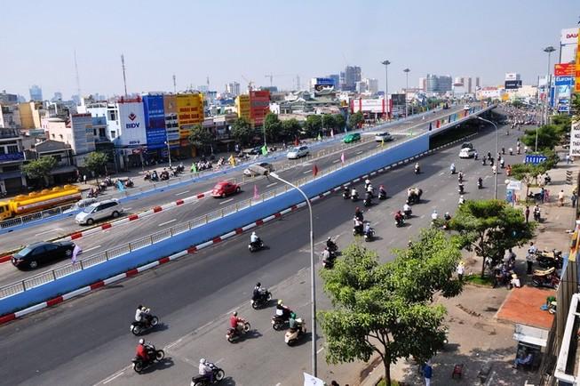 TP.HCM đầu tư 80 dự án giao thông trong năm 2017