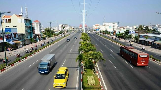 Làm đường nối ngã tư Bình Thái với Phạm Văn Đồng