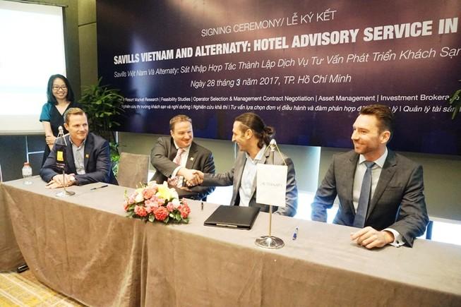 Savills hợp tác với Alternaty làm tư vấn khách sạn