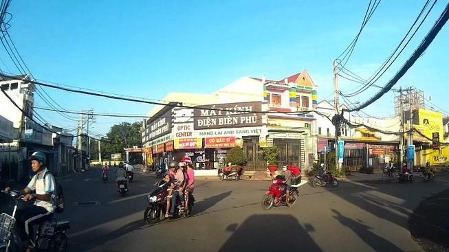 TP.HCM xử lý vi phạm trật tự đô thị ở Tân Phú