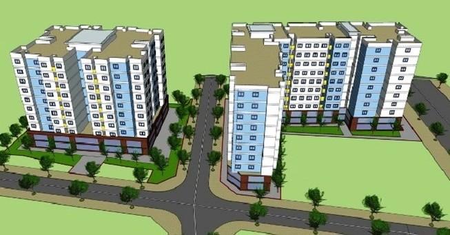 TP.HCM đầu tư hai dự án nhà ở tại khu Nam Sài Gòn