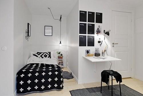 """Mẹo """"ăn gian"""" diện tích để phòng ngủ rộng hơn"""