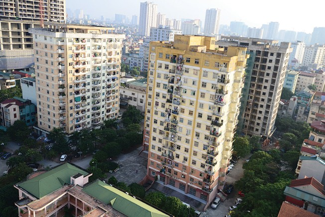 Dự án nhà ở xã hội loay hoay tìm khách mua