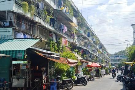 TPHCM kiểm định 474 chung cư cũ trong năm 2016