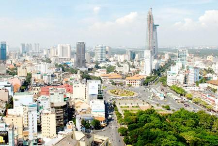 Trung tâm Sài Gòn đang là tâm điểm tăng giá của thị trường