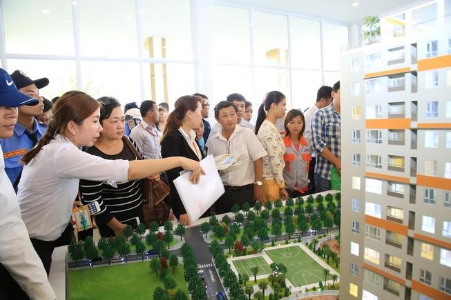 """Bất động sản khu Đông Sài Gòn """"hút"""" người mua nhà"""