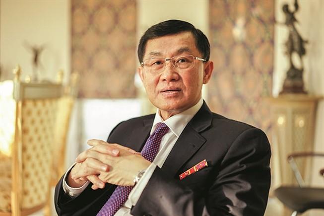 Johnathan Hạnh Nguyễn muốn xây cao ốc 70 tầng ở Thủ Thiêm