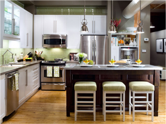 Bếp đối diện với ban công có ảnh hưởng gì đến gia vận?